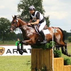 Kiwis score three wins at Irish horse trials