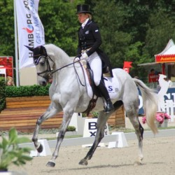Luhmühlen dressage leader remains; 4 Kiwis in top 10