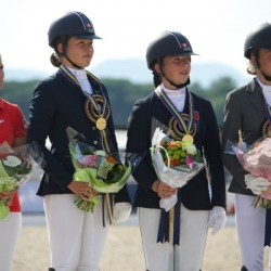 Germany dominates European Young Rider Dressage Champs