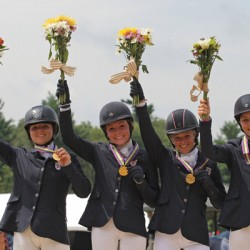 Kentucky hosts North America's leading young equestrians