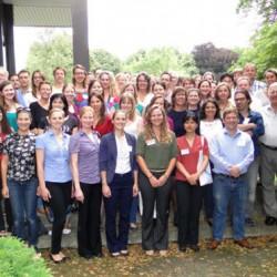 Meeting of the equine gene geniuses in Germany