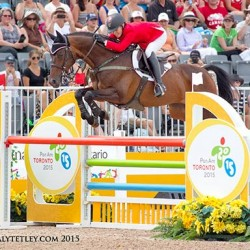 Double Pan Am gold for US eventers