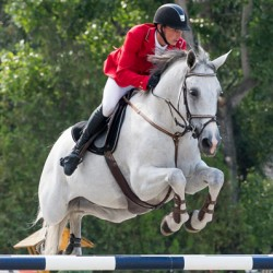 Denmark sizzling in latest Nations Cup jumping round