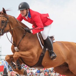 USA's McLain Ward claims PanAm Games jumping gold