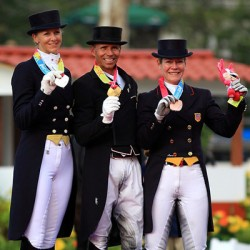 Dressage first up for Canada's Pan American Games