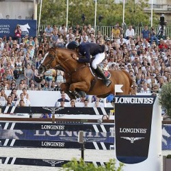 Irish showjumper Bertram Allen takes on Paris –  and wins
