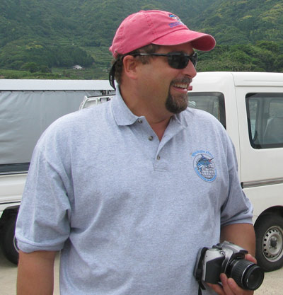 Charles George is a maritime attorney, technical diver, and cultural resource advocate.