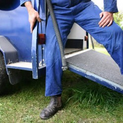 Is your horse trailer / horse float an accident waiting to happen?