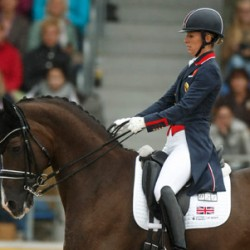 Prance for gold a close call for Charlotte and Valegro
