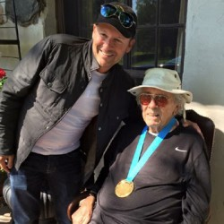 Eric Lamaze's mentor Eddie Creed dies at 94