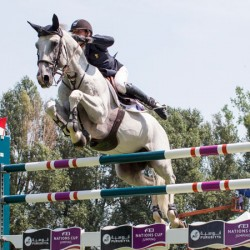 Belgians take out Hickstead's Nations Cup Jumping leg