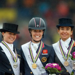 European Dressage Champs Freestyle: What the riders said