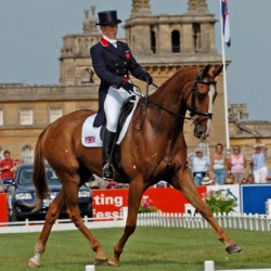 Zara Phillips and Toytown to head Blenheim champion's parade