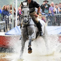 NZ's Nicholson eyes 4th Burghley title with Avebury