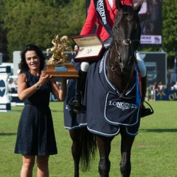 Beezie Madden and Cortes jump to rare Hickstead double