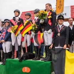 Toddy's protégé wins European CIC2* Champs title