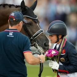 What they said: Charlotte and Carl on Valegro and Aachen