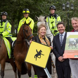 Ireland gets serious about horse and rider road safety