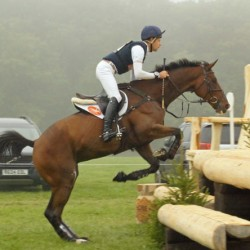 Blenheim Horse Trials in pictures