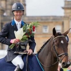 All-the-way Blenheim win for USA's Clark Montgomery