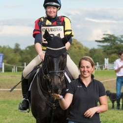 Kitty King's former ride wins Blenheim Arena Eventing champs