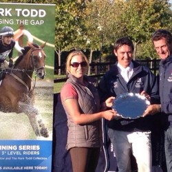 Mark Todd eventing scholarship won by Tim Cheffings