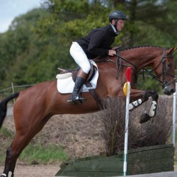 Irish horse tops eventing sale at £23,000