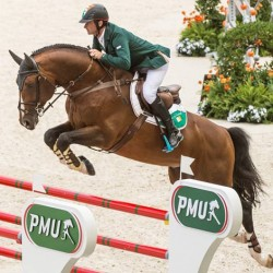 Denis Lynch and All Star have last word in Barcelona 5* Grand Prix