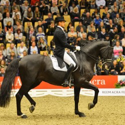 Edward Gal in the black with World Cup opening double