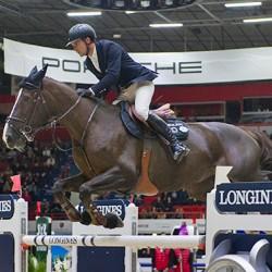 Swiss rider jumps to Helsinki World Cup leg win