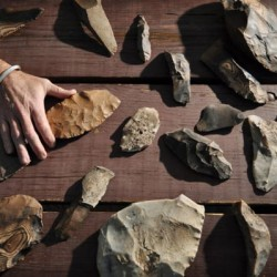 Remarkable collection of ancient American tools displayed for first time