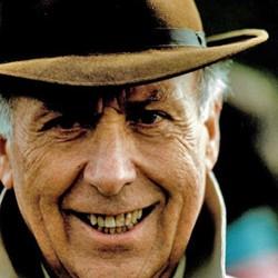 Long-time Swiss equestrian figure Fritz Widmer dies