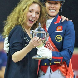 Dressage World Cup series opens in Denmark
