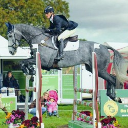 Strike Smartly claims Britain's 2* eventing league