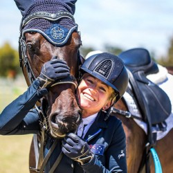 All-the-way win for 2* victor at Adelaide Horse Trials