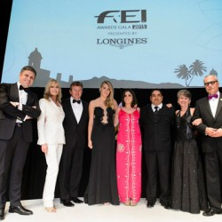 Horse sport's brightest and best recognised with FEI Awards