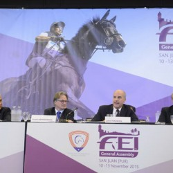 Olympic discipline revamp: It's about remaining relevant, says FEI president