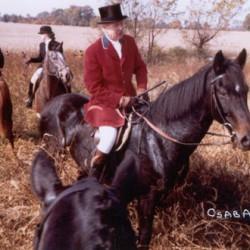 Washington equestrian figure Austin Kiplinger dies at 97