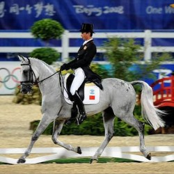 Passing of leading eventers Ensign and FBW Chico