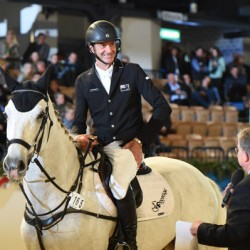 German honour for NZ eventer Mark Todd and Leonidas II