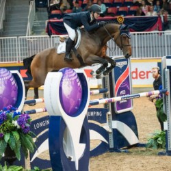 Ward and new superstar win latest World Cup leg