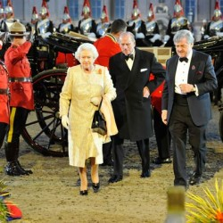 900 horses for Queen's 90th birthday 'do' next year