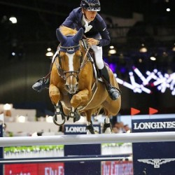 Ireland's golden boy Bertram Allen wins again in Sweden