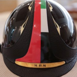 Sheikh's world endurance champs helmet sells for $US6.5m