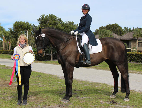 "Ann Romney has received the ""Premier Equestrian"" title at the 2016 Adequan Global Dressage Festival."